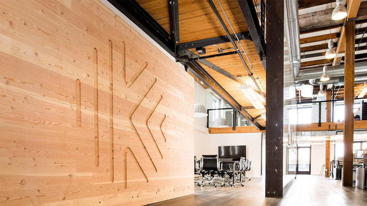 Katerra xây dựng các nhà máy và công trình theo dạng lắp ráp. Ảnh: Katerra.