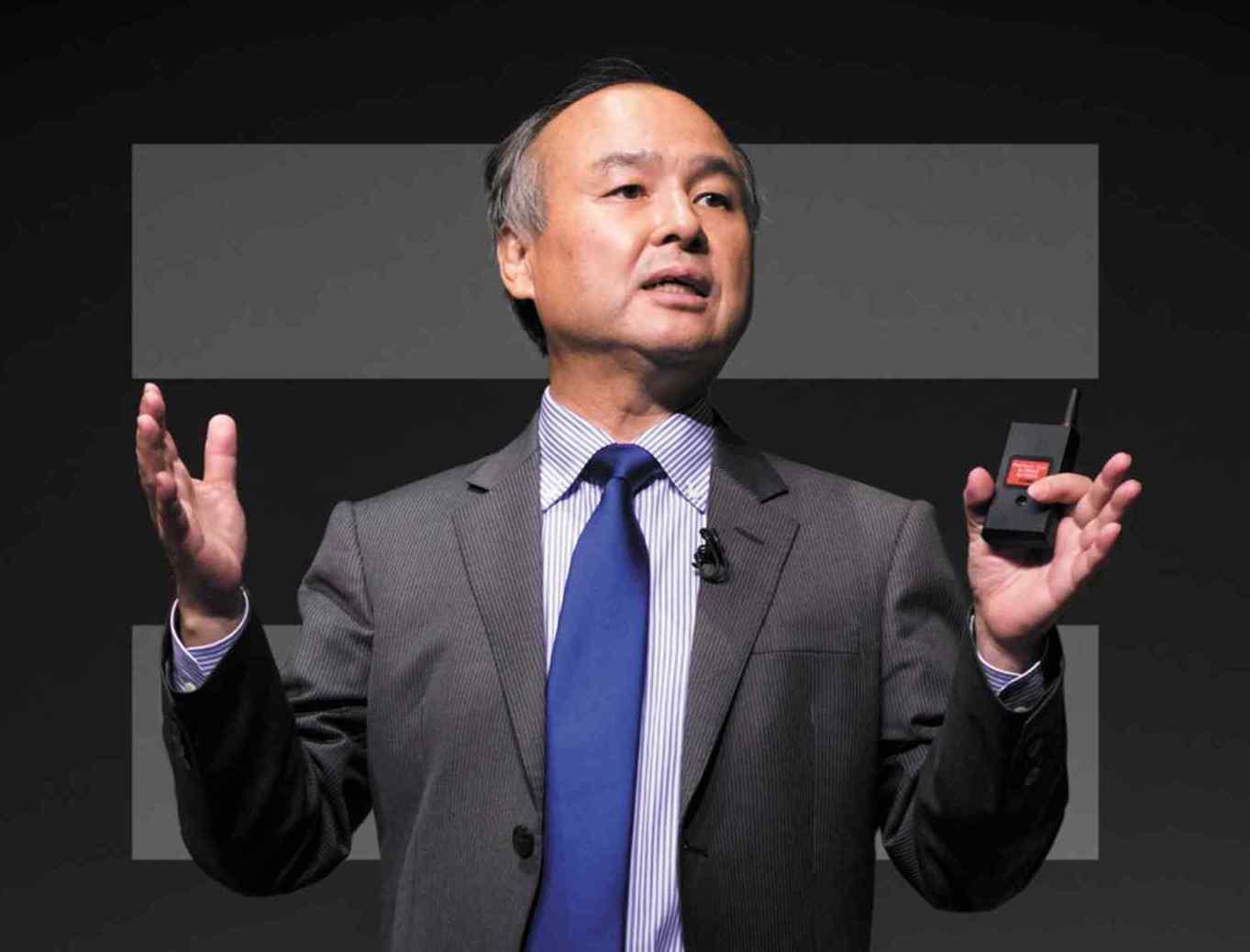 Masayoshi Son nói với Nikkei vào tháng 5: Đã có nhiều thất bại trong việc đầu tư, chẳng hạn như WeWork, Greensill và Katerra. Nhưng điều tôi hối tiếc hơn cả là những cơ hội đầu tư bị bỏ lỡ. © Nikkei dựng phim / Nguồn ảnh của Getty Images