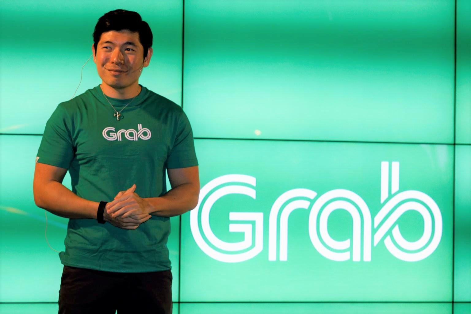 Anthony Tan, CEO Grab. Ảnh: Grab.