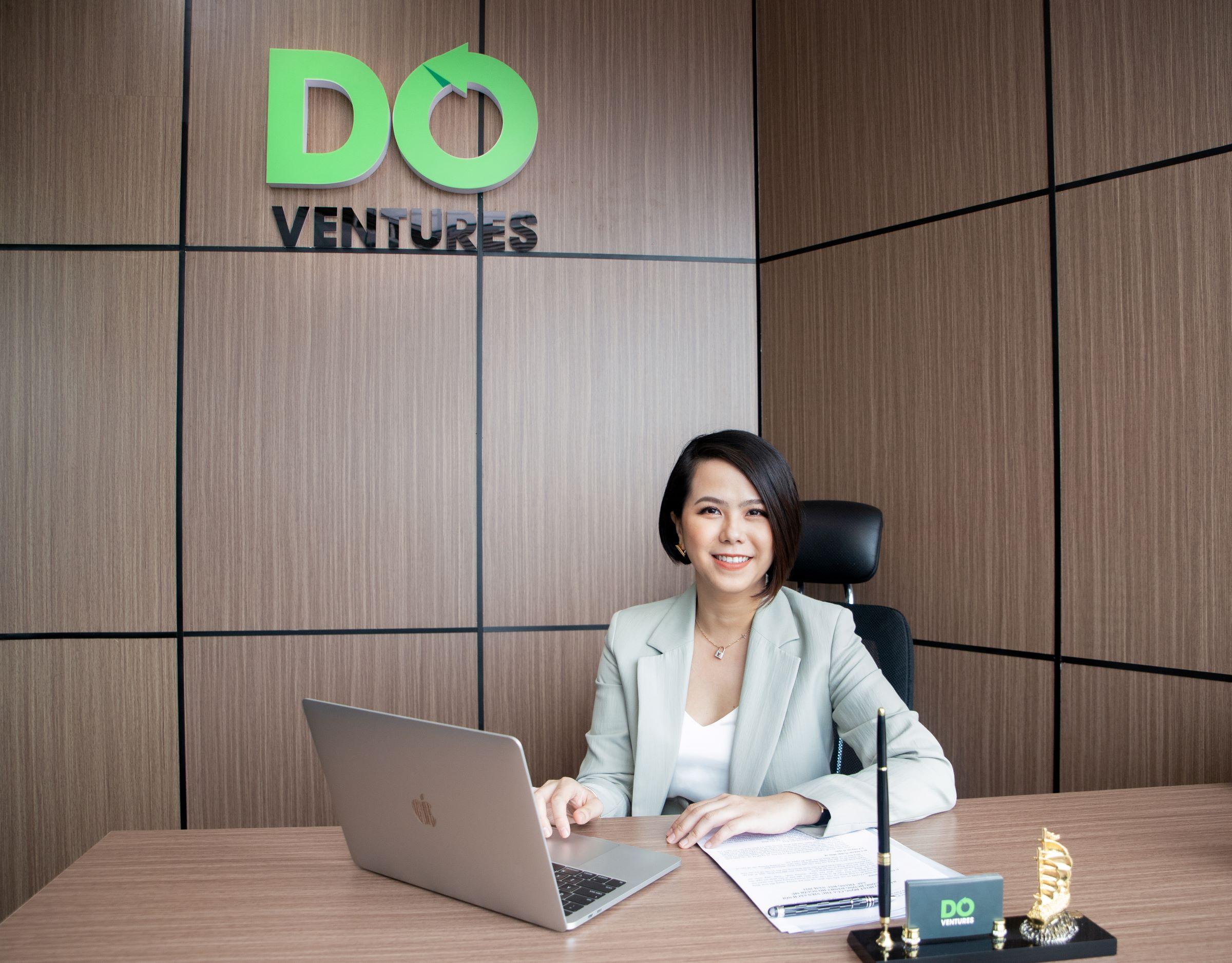 Bà Lê Hoàng Uyên Vy - Giám đốc điều hành Do Ventures, quỹ đầu tư mạo hiểm dẫn dắt vòng gọi vốn Pre-Series A vào MFast. Ảnh: NVCC.