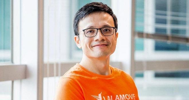 Chow Shing-yuk nhà sáng lập startup Lalamove.