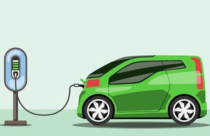 Grab muốn dùng xe điện để đạt cùng lúc nhiều mục tiêu như giảm phát thải, hợp xu thế. Ảnh: Grab.