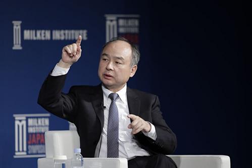 Người đứng đầu Softbank - Masayoshi Son nhúng tay vào hầu hết các thương vụ đầu tư.