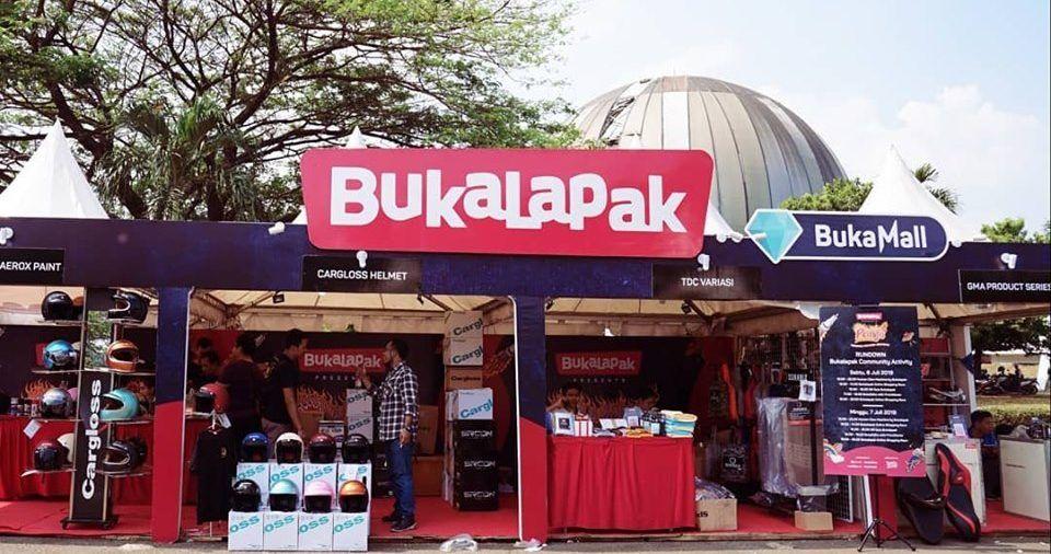Bukalapak nối gót các kỳ lân nước này IPO để mở rộng quy mô. Ảnh: Bukalapak.
