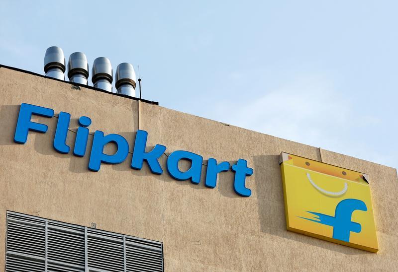 Flipkart được định giá hơn 37 tỷ USD trong vòng gọi vốn mới. (Ảnh: Reuters).