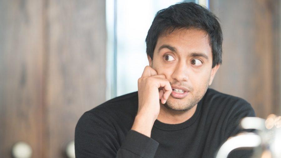 Hussein Kanji - đối tác của công ty đầu tư mạo hiểm Hoxton Ventures. Ảnh: Hoxton Ventures