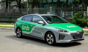 Grab, Gojek dần chuyển sang dùng xe điện