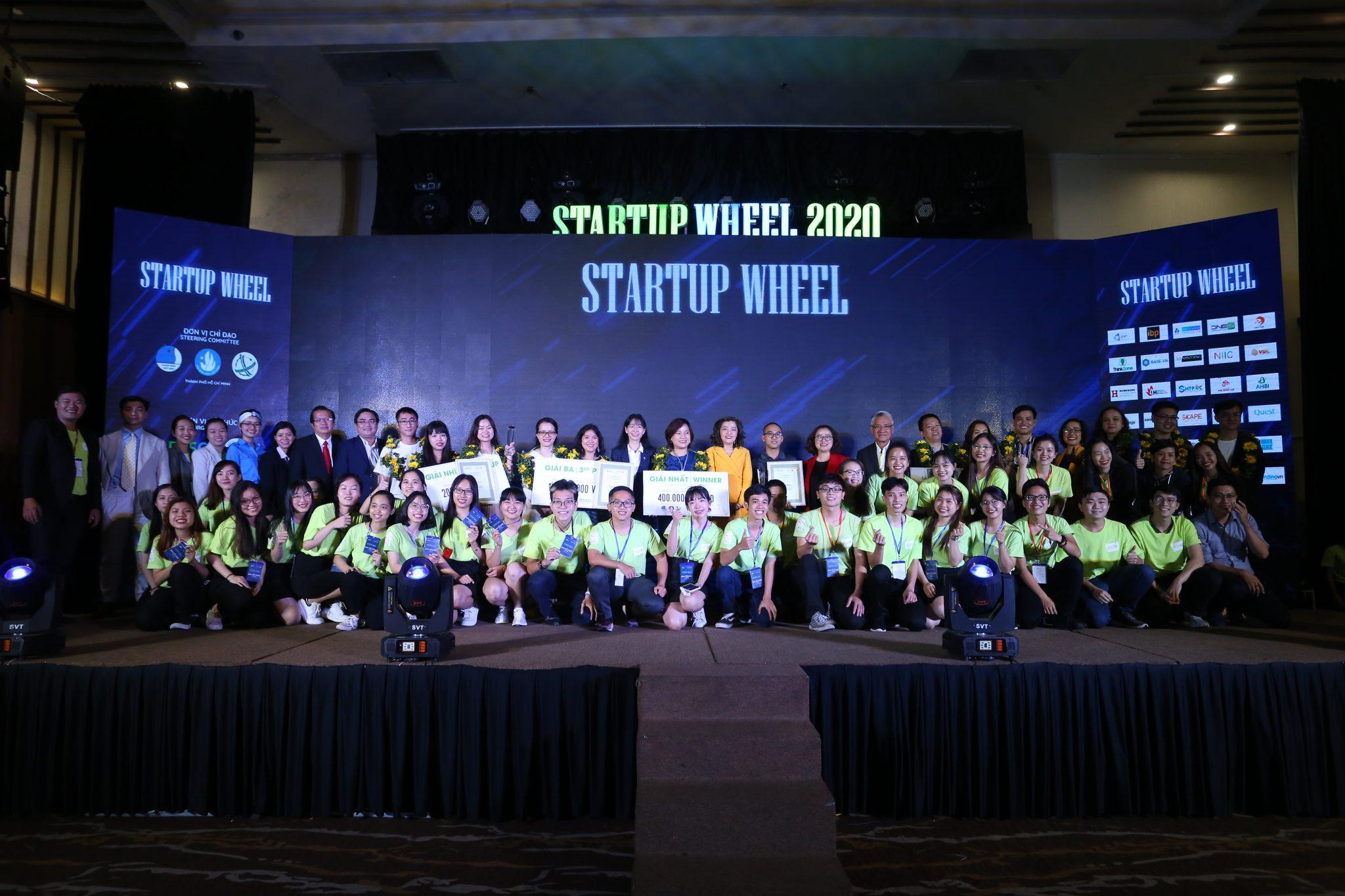 BSSC đã khởi xướng nên cuộc thi Startup Wheel và Hội Doanh nhân Trẻ TP.HCM là đơn vị đồng tổ chức. Startup Wheel là cuộc thi được bảo trợ bởi Hội LHTN Việt Nam TP.HCM, Hội Sinh viên Việt Nam tại TP.HCM, Sở Khoa học và Công nghệ TP.HCM và Văn phòng Đề án 844