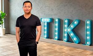Tiki bán cổ phần cho công ty Singapore