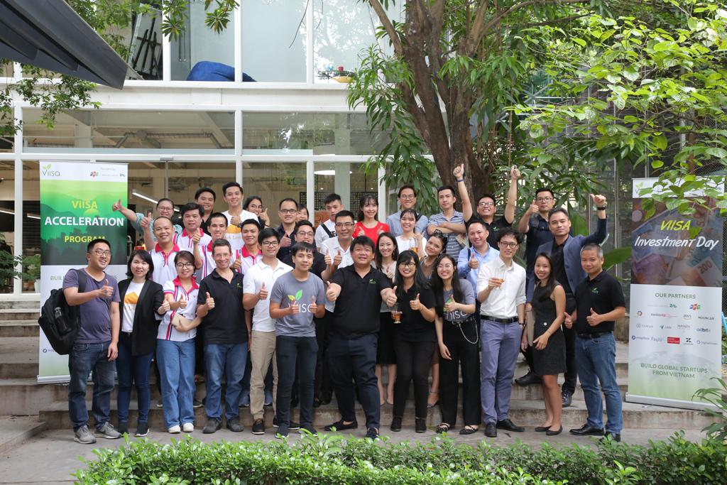Nhiều startup thành công trưởng thành từ những chương trình tăng tốc khởi nghiệp của VIISA. Ảnh: PhuNguyen.