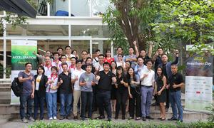 VIISA rót vốn vào 2 startup