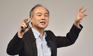 SoftBank tạm dừng đầu tư vào Trung Quốc