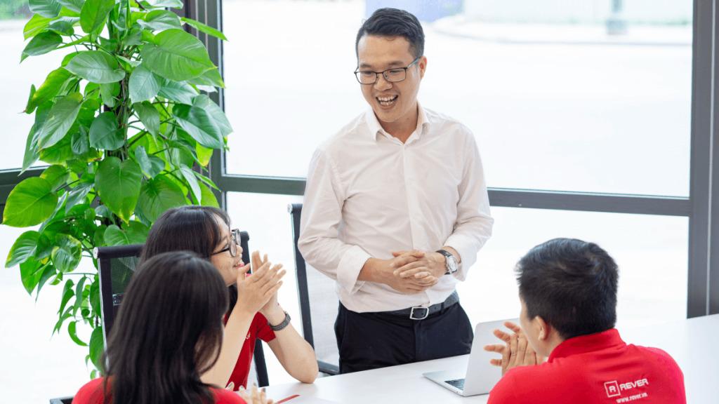 Đồng sáng lập kiêm Giám đốc điều hành Rever Phan Lê Mạnh / Nguồn ảnh: Rever
