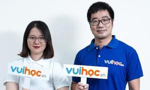 Do Ventures rót vốn vào nền tảng giáo dục Vuihoc