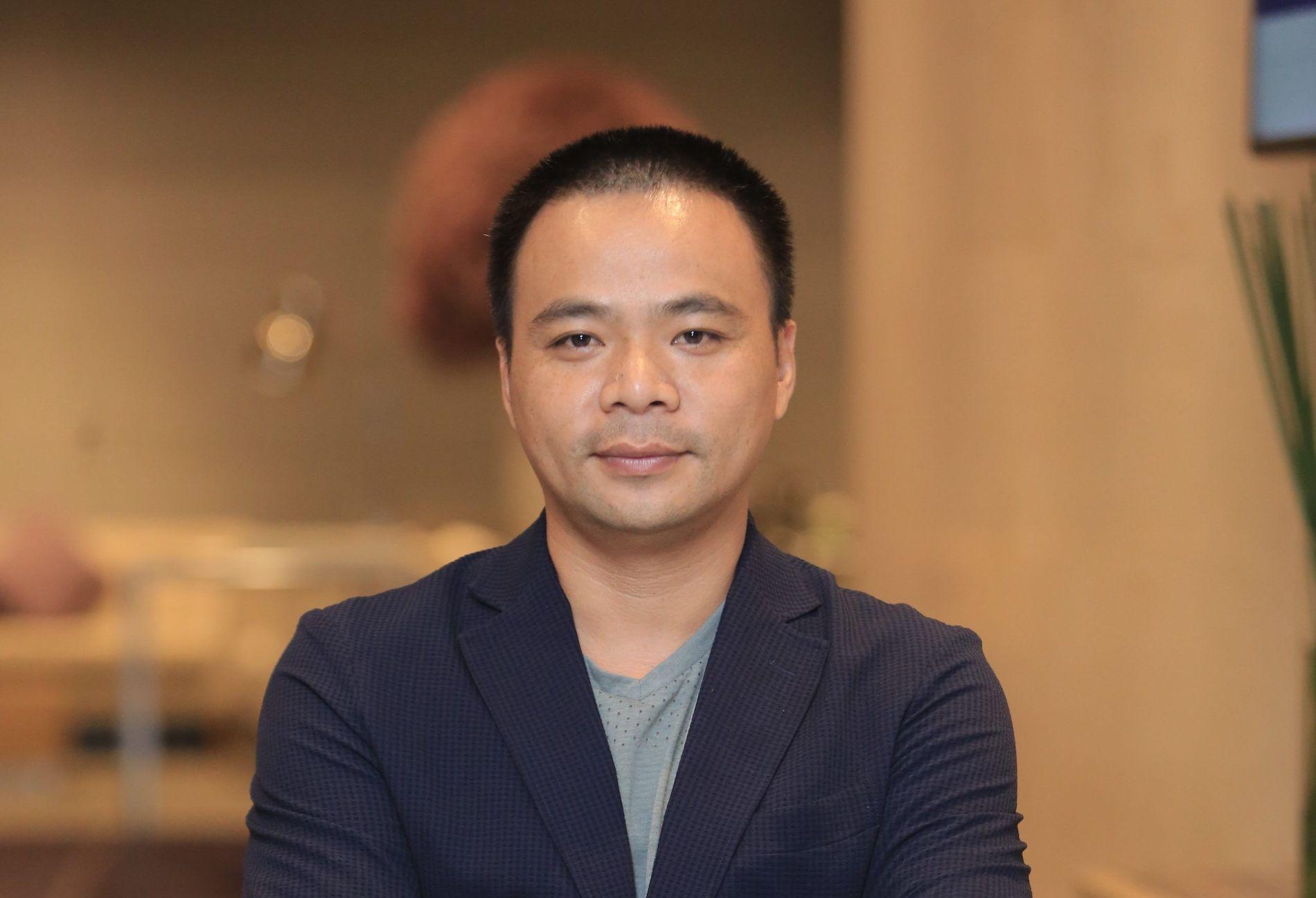 Ông Đinh Anh Huân, người sáng lập Seedcom và Ficus. Ảnh: Seedcom