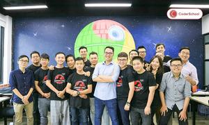 Startup dạy lập trình Việt gọi vốn 2,6 triệu USD