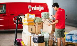 Ninja Van trở thành kỳ lân