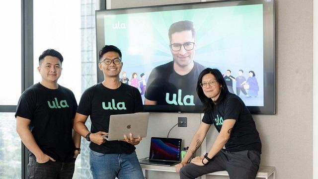 Đội ngũ nhân sự của Ula. Ảnh: Ula
